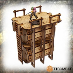 Sector 4 - Storage Tanks