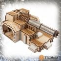 Mecharium Dcimator Canon