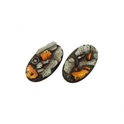 TauCeti Bases, Oval 90mm (2)