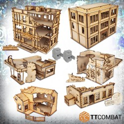 TTCombat - City Streets Wasteland Skirmish
