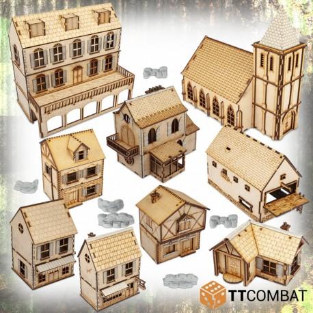TTCombat - World War French Village