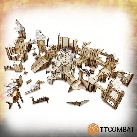 TTCombat - Fantasy Realms Ancient Castle Town