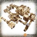 TTCombat - Industrial Hive Sector 4 - Pybus Power Plant