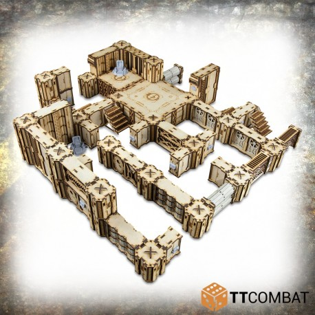 TTCombat - Industrial Hive Iron Labyrinth Onyx Outbreak