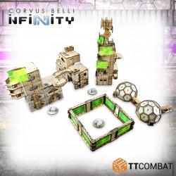 TTCombat - Sci-Fi Utopia Infinity Complex