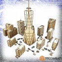 TTCombat - Sci-Fi X Dropzone Downtown New York