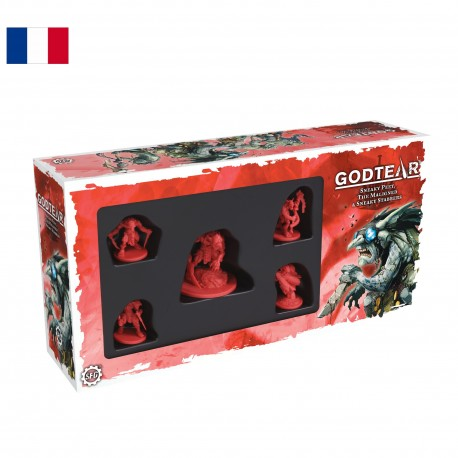 GODTEAR - Sneaky Peet, The Maligned (FR)