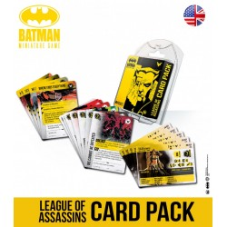 LEAGUE OF ASSASSINS CARD PACK