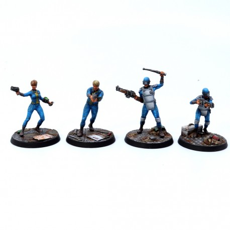 Fallout: Wasteland Warfare - Survivors: Vault Dwellers