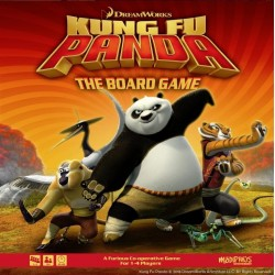 Kung Fu Panda The Board Game (ENG)
