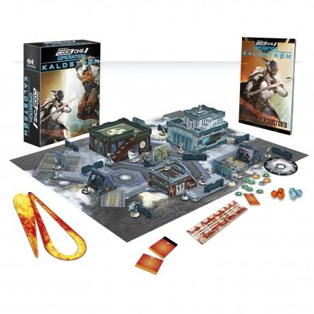 Opération Kaldstrom (Battlepack 2 joueurs) (EN+FR) avec figurine collector