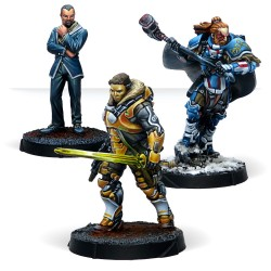 Dire Foes Mission Pack : Retaliation