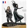 Harry Potter - Bellatrix & Queudver