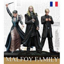 Harry Potter - La Famille Malfoy