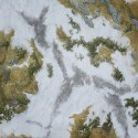The Elder Scrolls - Double Sided Battlemat Dungeon/Wilderness