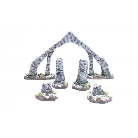 The Elder Scrolls Call to Arms - Bleak Falls Barrow Terrain Set