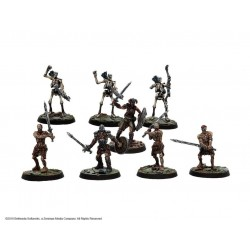 The Elder Scrolls Bleak Falls Barrow Resin Delve Set