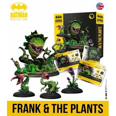 FRANK & THE PLANTS