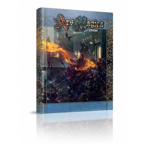 ARS MAGICA 5eme Edition