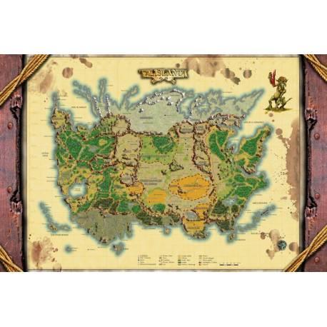Carte de Talislanta
