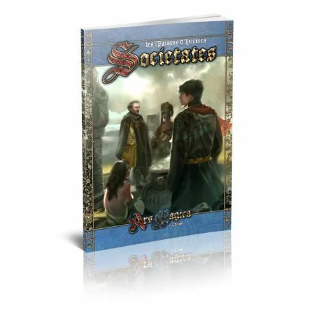 SOCIETATES - ARS MAGICA 5eme Ed.