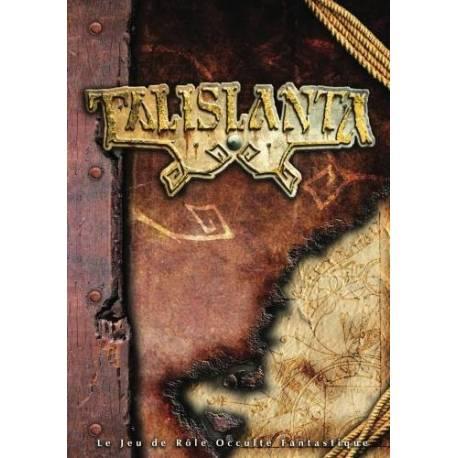 Talislanta, livre de base, version pdf