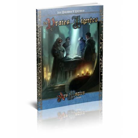 Les VRAIES LIGNEES - ARS MAGICA 5eme Ed.