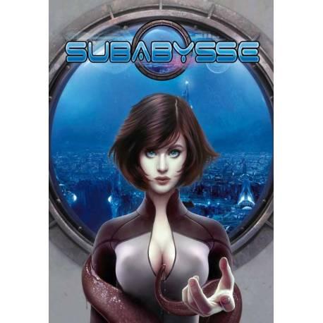 SUBABYSSE, Livre de base, Edition LUDOPATHES 2013, deuxième tirage