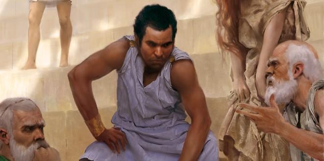 Archétype-batisseur fils de Zeus