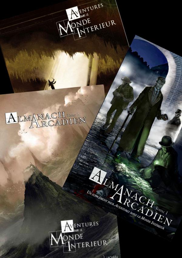 Quelques très bons articles sur AMI par Christian Perrot ! http://www.khimairaworld.com/aventures-dans-le-monde-interieur-2/ http://www.khimairaworld.com/ecran-et-tome-1-de-l-almanach-arcadien/ http://www.khimairaworld.com/almanach-arcadien-tome-2-pour-aventures-dans-le-monde-interieur/